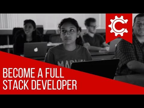Become A Full Stack Software Developer In 12 Weeks