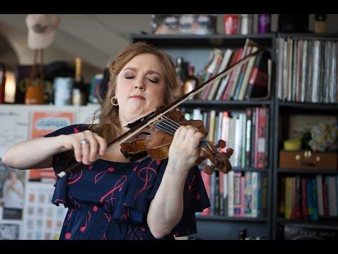 Rachel Barton Pine: NPR Music Tiny Desk Concert