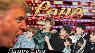 Download Lagu BTS Boy With Luv Cover by Donald Trump MP3
