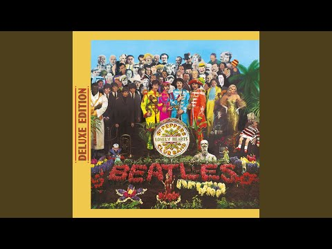 Strawberry Fields Forever (Stereo Mix 2015)