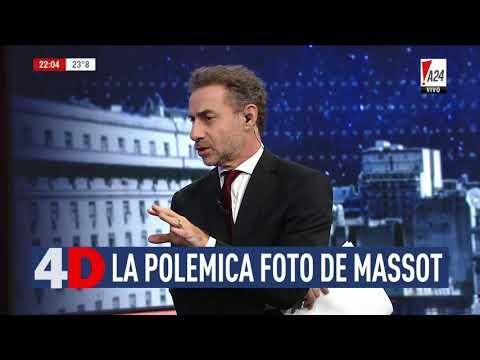 Programa emitido el 18 DE ABRIL de 2018 por el canal de televisión A24.   - Entrevista a Fernando Iglesias. - Respuesta a Pablo Moyano.