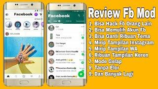 Facebook mod pro terbaru | link download aplikasi fb | review tutorial cara screenshot 1