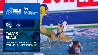 RE-LIVE | Water Polo - Day 9 (Final) - 4th FINA World Men