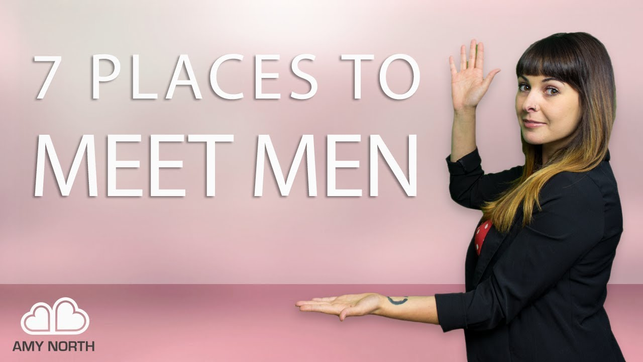 Places for women to meet men