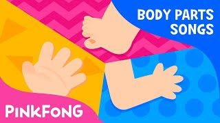 Hello, My Body! | Body Parts Songs | Pinkfong Songs for Children