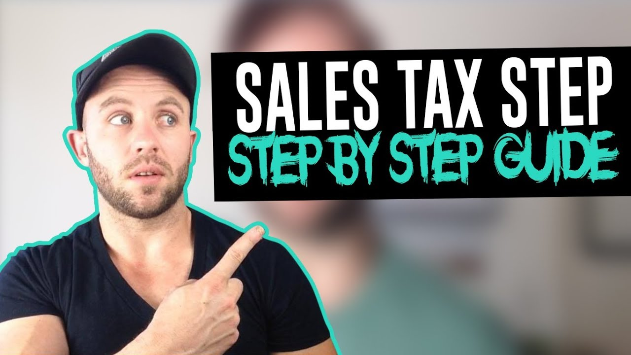 SALES TAX FOR AMAZON FBA - SETTINGS, COLLECTING & EASY AUTOMATION