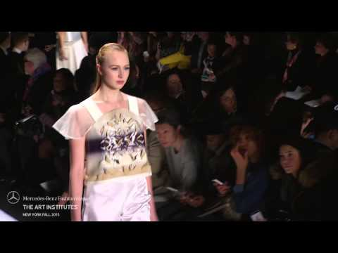 THE ART INSTITUTES MERCEDES-BENZ FASHION WEEK FW 2015 COLLECTIONS