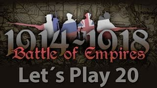 "Battle of Empires 1914-1918 #20 ""Blazing Guns"" Gameplay HD/PC/deutsch"