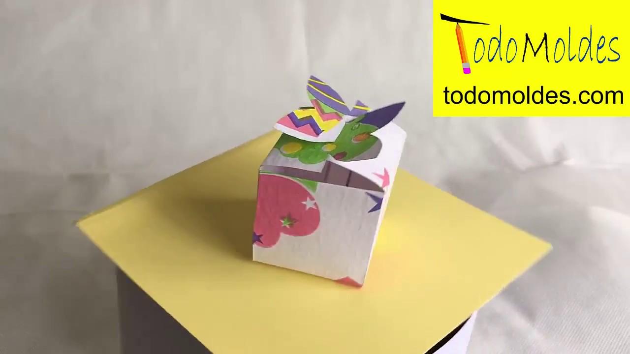Caja, Plantilla, molde, caja imprimir, patrón, caja armar, forma ...