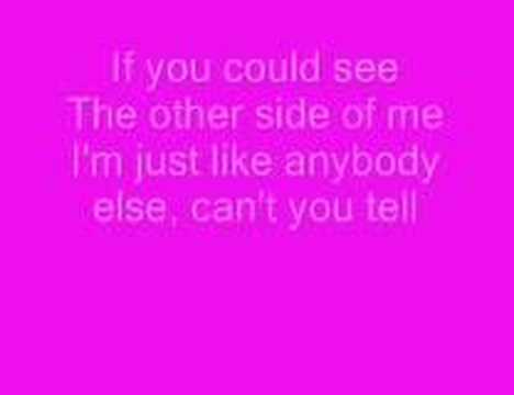 Hannah Montana - The Other Side Of Me with Lyrics