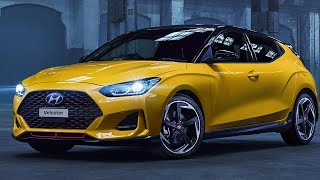 2020 HYUNDAI VELOSTER - Real HOT HATCH in Budget | Interior Exterior Features