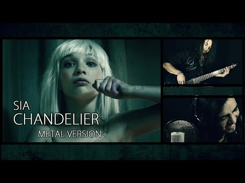 Sia - Chandelier | Metal Cover (Paulo Cuevas)