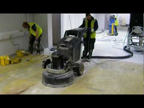 Repeat DelGrosso Design - Concrete grinding by Andy