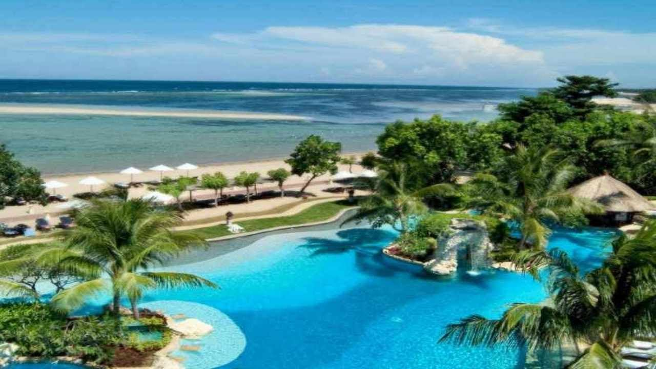 Hotel In Bali : Grand Aston Bali Beach Resort