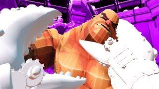 Crushing Crab Claws! - Gorn Gameplay - VR HTC Vive Pro