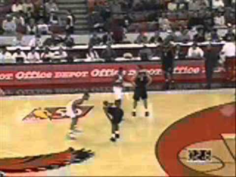 NBA Plays of the Week - Week 5 - Season 1996/97