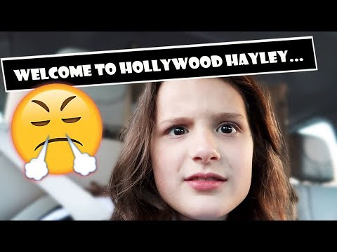 Welcome to Hollywood Hayley 😤 (WK 377.3) | Bratayley