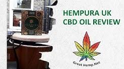 Hempura Uk CBD Oil Review & Coupon 2019
