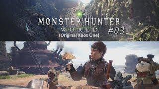 Monster Hunter World #03 - Essen ist wichtig (Original XBox One) ♥ Let