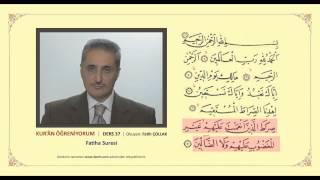 Fatih Çollak - Kuran Öğreniyorum (1. Bölüm) 2017 Video