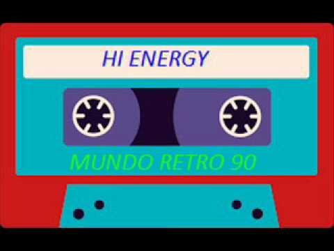 HIGH ENERGY MIX CLASICOS 80s