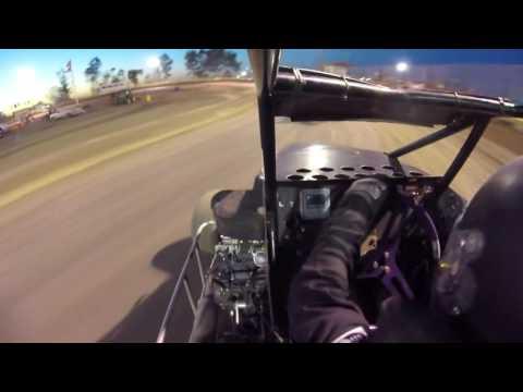 Jack Kassik Mini Sprint B-Main 7/9/16 @ Lemoore Raceway