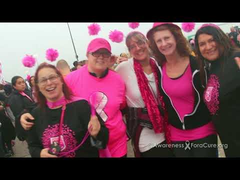 American Cancer Society 10/18/2017 Breast Cancer Walk (Jones Beach)