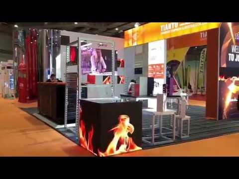 shanghai-tianyu-trade-show-led-screen-booth