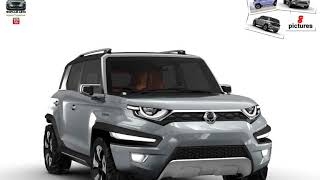SsangYong XAV Adventure Concept 2015 Videos