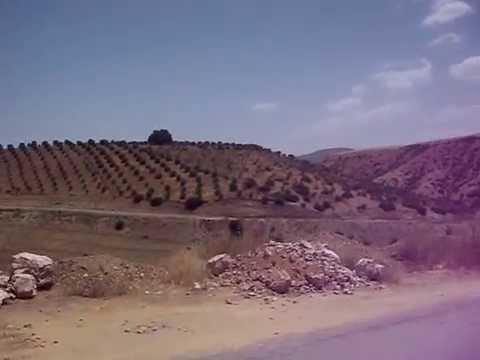 طريق خنيفرا