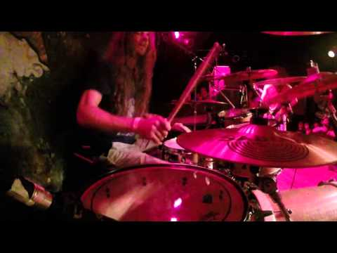 Dead To Fall - Stupid   Timothy Java Isolated Drums