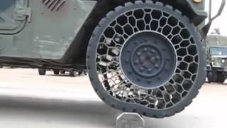 nowe opony nowa technologia wojskowa