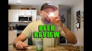 Joseph James Brewing Citra Rye Pale Ale Beer Review