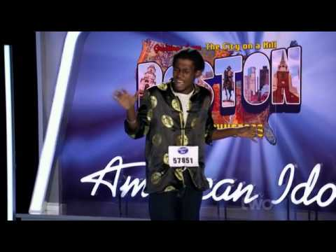 American Idol contestant James Earl - S13E01