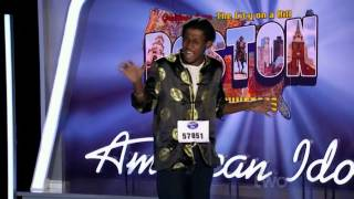 American Idol contestant James Earl - S13E01
