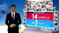 Ziehung der Lottozahlen vom 13.05.2020