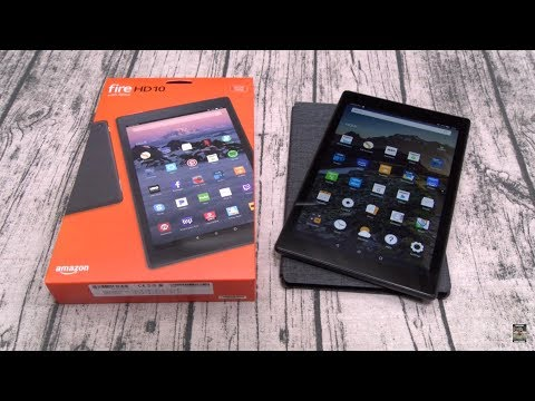 Amazon Fire HD 10 Tablet with Alexa - Under $200