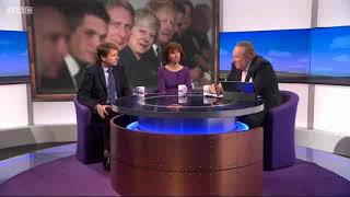 Brexit Minister SKEWERED by Andrew Neil over transitional/implementation period