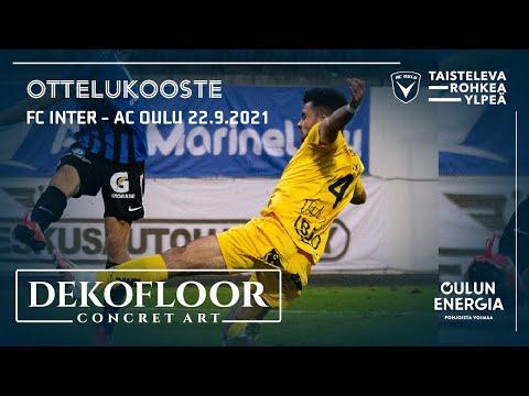 Inter Turku Oulu Goals And Highlights