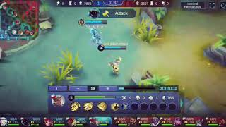 Mobile legend ♋SuPeRMaN used CHOU in solo rank