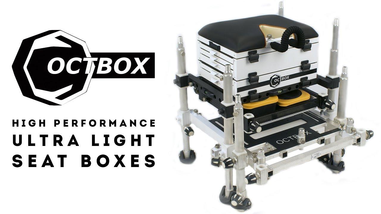 d87a9d3e58a Octbox MK19 D36 | High Performance Ultra Light Seat Boxes |  www.nordiktackle.net