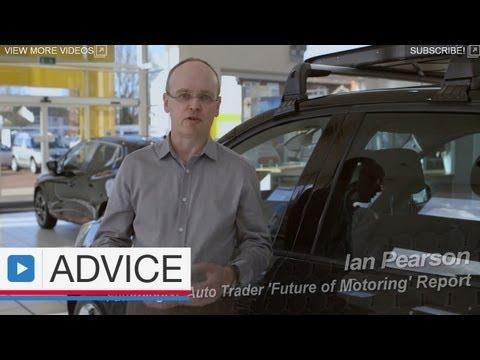 Futurologist Ian Pearson - Auto Trader Car Owners' Guide