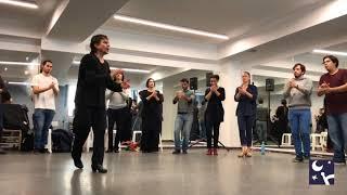 Clase de compás flamenco con Javier Barón: homenaje a Manolo Soler