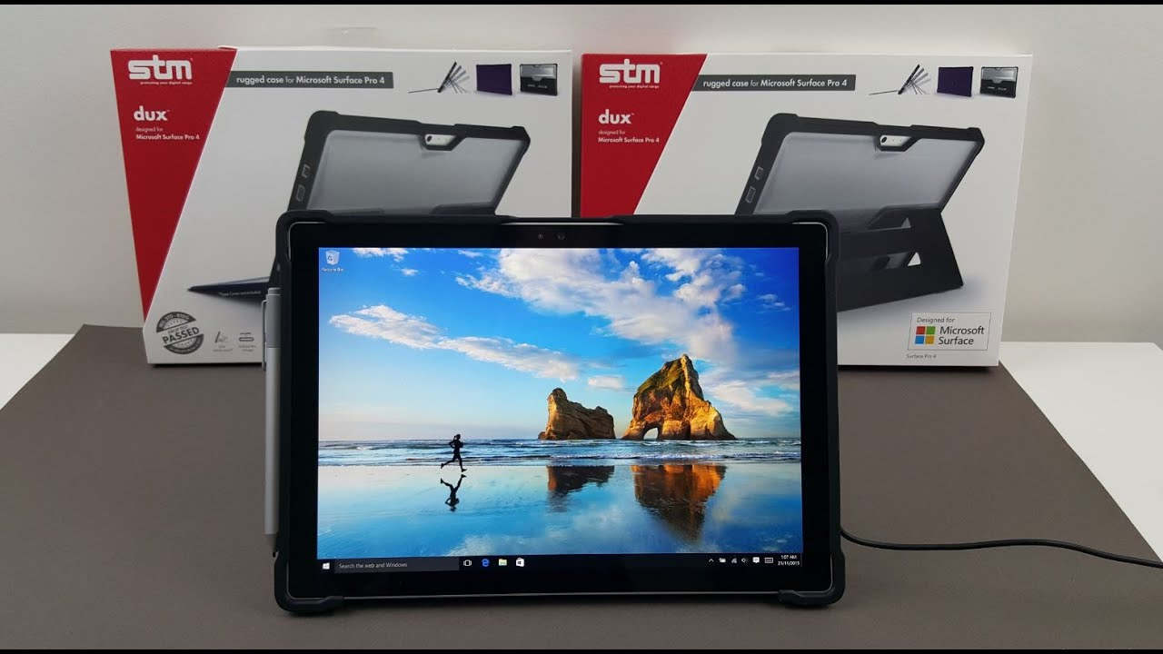 Giveaway Surface Pro 4 Stm Case Youtube