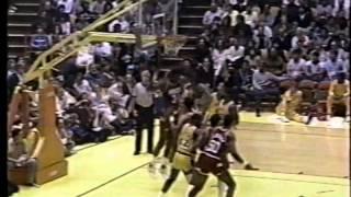 09.12.1985.- Lakers@Rockets: Abdul-Jabbar & Magic vs