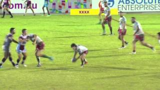 Karl Davies Highlights 2014 - Mackay Cutters - Queensland Cup