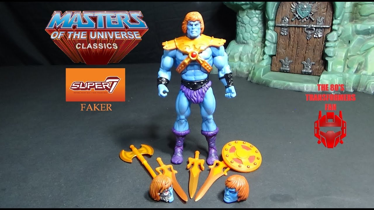Faker Super 7, Masters of the Universe