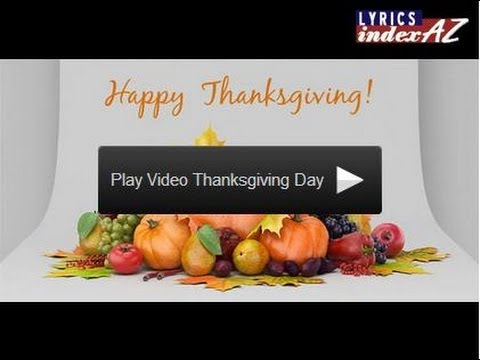 get thanksgiving day after effects project files video templates youtube. Black Bedroom Furniture Sets. Home Design Ideas