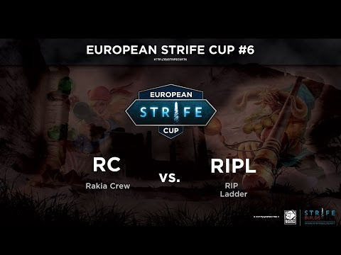 видео: esc. Эпизод 6. Финал. rakia crew vs. rip ladder. Игра 2