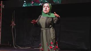 My journey didn't end when my growth did  | Nesma Yahia | TEDxAssuitUniversity